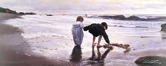 Artifacts Gallery - For Generations To Come To by:  Steve Hanks  - Water Color Master