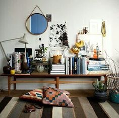you Love this eclectic interior. (Photo by Patric Johansson for Plaza Magazine)Love this eclectic interior. (Photo by Patric Johansson for Plaza Magazine) Decoration Inspiration, Room Inspiration, Interior Inspiration, Decor Ideas, Room Ideas, Decorating Ideas, Interior Exterior, Home Interior, Interior Styling