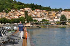 Typical scene on the river with @VikingRiver Cruises #VikingLongships