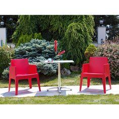 Designer Gartenstuhl Box