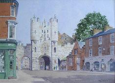 Micklegate, York