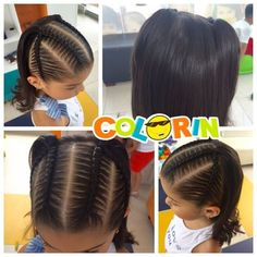 Cada día sacamos nuevos peinados para ti >>>> Visitanos en Cll. 7N # 9E-04 Santa Lucia y Av. Libertadores Edif. Torres del Parque - #Cúcuta - #Colombia #cucutacity #cucutaeslomio #braids #braidstyle #hair #hairstyle #ilovebraids #braidsforgirls #instagood #girly #instabraid #braidpage #instahair #cute #trenzas #hairstyles #braidlife #gorgeous #daughter #braidideas #happy #love #hairoftheday Plaits Hairstyles, Down Hairstyles, Cute Hairstyles, Kids Hairstyle, Curly Hair Styles, Natural Hair Styles, Girls Braids, Toddler Hair, Little Girl Hairstyles