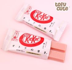 Buy Japanese Kit Kat Ichigo Strawberry - Set of 2 at Tofu Cute