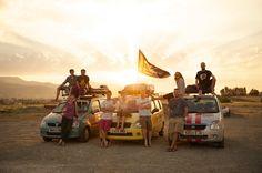 Loving Sunset #MongolRally