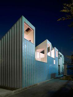 Hata Tomohiro Architect & Associates - Complex House