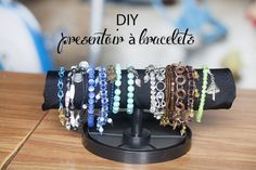 #DIY #présentoir à #bracelets | skyforged
