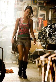 Megan Fox - Transformers 2