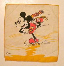 how to make a handkerchief mouse