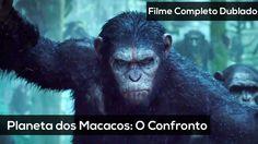 Planeta dos Macacos: O Confronto - Filme Completo Dublado 2014 HD
