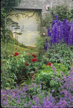 Country Garden Photos http://www.pinterest.com/source/lonny.com/