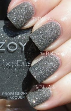 London by Zoya - The PolishAholic: Zoya PixieDust Collection Swatches!
