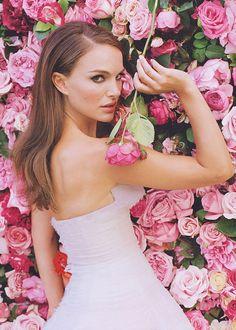 Natalie Portman | by Tim Walker for Dior S|S 2013