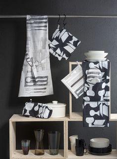 Finlayson textile design by Kaj Franck - Finnish design