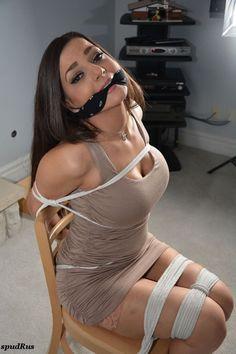 tied up milf tumblr