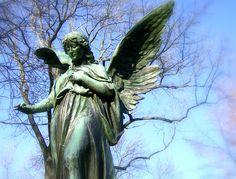 Angel Statue (Wallpaper version)