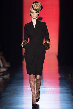 Jean Paul Gaultier,  Осень-зима 2013/14, Couture, Париж