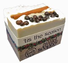A Wild Soap Bar-NEW 'tis the season~Holiday 3 pack~Soap Gift Set by A Wild Soap Bar. $18.00. Made in USA. Handmade-non-toxic, biodegradable, cruelty-free. let it snow (cool mint), deck the halls (evergreen), warm wishes (vanilla spice). Holiday Gift Set-3 natural handmade organic soaps.3.5 oz soaps. Use daily on face & body. new 'tis the season holiday gift collection contains 3 natural handmade organic soaps: let it snow (cool mint), deck the halls (evergreen), and...