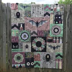 Flying Parrot Quilts – Modern quilts & quilting patterns by Sylvia ...