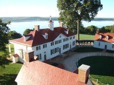 George Washington's Mount Vernon estate #virginia
