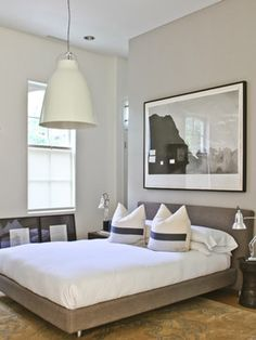 Old Town Residence - contemporary - bedroom - chicago - Wheeler Kearns Architects