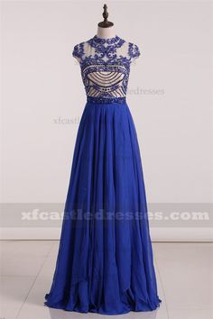 Prom Dress Beautiful, 2019 Scoop Prom Dresses Chiffon A Line With Beading Cap Sleeves Fast Arrival, Discover your dream prom dress. Our collection features affordable prom dresses, chiffon prom gowns, sexy formal gowns and more. Find your 2020 prom dress Affordable Prom Dresses, Elegant Prom Dresses, Pink Prom Dresses, Prom Dresses With Sleeves, Beautiful Prom Dresses, Junior Bridesmaid Dresses, Cheap Prom Dresses, Robes D'occasion, Plus Size Party Dresses