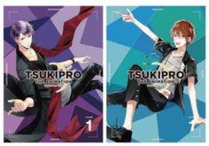 Third 'Tsukipro' Anime DVD/BD Release Artwork Surfaces
