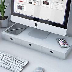 37 best monitor stand images on pinterest desk  office