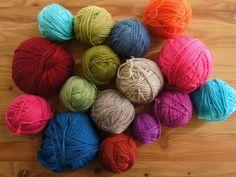 yarn for stripes! | Flickr: Intercambio de fotos