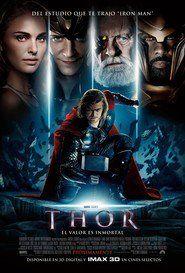 Ya tenemos disponible en nuestra pagina web la pelicula #Thor. Puedes verla entrando en el link asociado a esta foto. Siguenos en nuestra redes llendo a la descripción del perfil y enterate de las nuevas peliculas que publicamos. ¡CLICK EN LA IMAGEN!