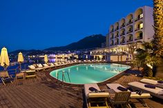 L'Albergo Della Regina Isabella, a member of Preferred Hotels & Resorts #Italy #travel