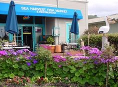 Sea Harvest Fish Market at The Crossroads - Carmel, CA
