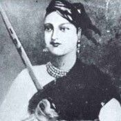 Rani Lakshmi Bai was one of the leading warriors of the India's first struggle for independence. A symbol of bravery, patriotism and honour, Rani Lakshmi Bai was born on November 19, 1828. On the June 17, 1858, this great warrior martyred her life for India's freedom. She inspired many legends. 'The Rebel Queen', by Michelle Moran is a a great way to learn about this amazing woman. Narrated by Sita, a fictitious member of Lakshmi's very real elite Dhurga Dal, her all-female guard.