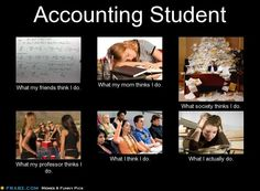 Accounting Student - I think the first box is the most correct!