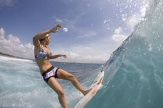 Sage Erickson Is The World's Best Female Surfer [50 Photos]
