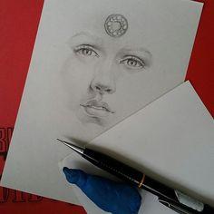 En proceso... #dibujo #grafito #drawing #graphite #arte #art #robledoarte #detodomigusto