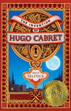 Kami's Library Thoughts: The Invention of Hugo Cabret: This is not a traditional graphic novel, but the illustrations make it so visual that I am including on my graphic fiction board. :)