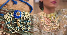It has been a year where we saw many Bollywood couples getting hitched & wearing gorgeous outfits for the wedding celebrations. But, one common thing that we spotted on the B-town brides wasth. Bridal Hairstyle Indian Wedding, Bollywood Couples, Indian Hairstyles, Real Flowers, Modern Jewelry, Celebrity Weddings, Jewelry Design, Jewellery Diy, Crochet Necklace