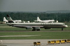Capitol Air DC-8