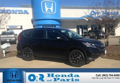 https://flic.kr/p/CZ9x9t | Congratulations  on your #Honda #Cr-V from Regan Hamaker at Orr Honda of Paris! #NewCar | www.deliverymaxx.com/DealerReviews.aspx?DealerCode=G978