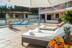 Luxury Holiday Villa Belanya, Son Vida, Mallorca South West, sleeps 10+3, pool