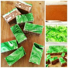 Creative Ideas - DIY Easy Chocolate Peppermint Slice | iCreativeIdeas.com Follow Us on Facebook --> https://www.facebook.com/iCreativeIdeas