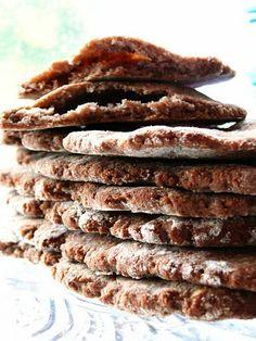 Dark Teff/Coconut Pitta Bread, Naomi Devlin is awesome!