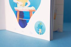 Day by Day_Hebe Tien on Behance