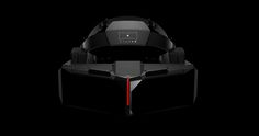 Acer to help build StarVR virtual reality headset (© Starbreeze) Best Virtual Reality, Virtual Reality Headset, Augmented Reality, Vr Helmet, The Chronicles Of Riddick, Vr Box, Vr Games, Playstation Games, Gaming Headset