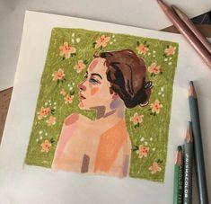 Oil Pastel Paintings, Oil Pastel Art, Art Drawings For Kids, Art Drawings Sketches, Art Journal Inspiration, Art Inspo, Gcse Art Sketchbook, Guache, Color Pencil Art