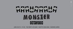 Octafonic #Live Lanzamiento de Disco 04/12/2014