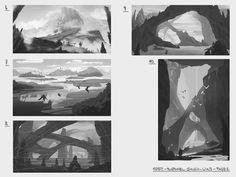 Fundamentals of Environment Design - CGMA 2D Academy | Raphael Gauch