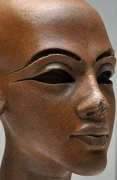 A Princess of Amarna perhaps Meritaten, daughter of Nefertiti and Ankenaten. Ancient Egyptian Art, Ancient History, Egyptian Era, Egyptian Beauty, Kemet Egypt, Art Ancien, Egypt Art, Ancient Artifacts, African History