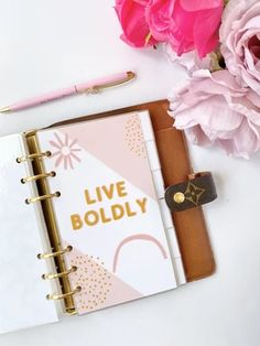 New Releases – Page 5 – The Fabulous Planner Planner Dividers, Happy Planner, Stationery, Fancy, A5, Binder, Planners, Pink