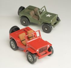 How to Build a Army Jeep